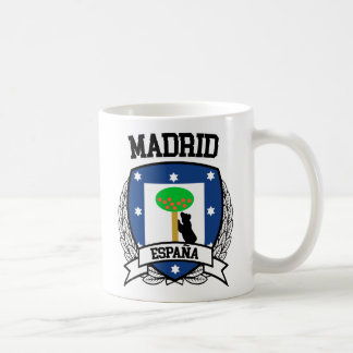 Madrid Coffee Mug