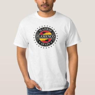 Madrid Flamenco Spain T-Shirt