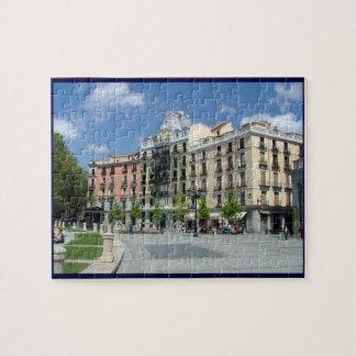 Madrid Jigsaw Puzzle