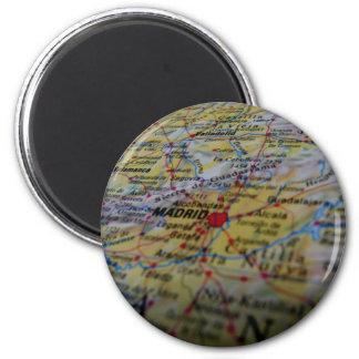 Madrid Fridge Magnets