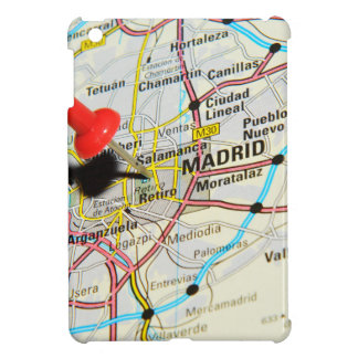 Madrid, Spain Case For The iPad Mini