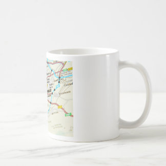 Madrid, Spain Coffee Mug