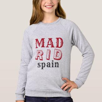 MADRID Spain shirts & jackets