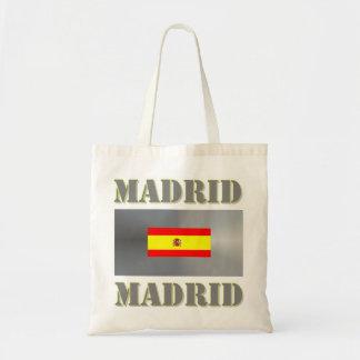 Madrid Tote Bag