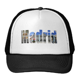 Madrid tourist attractions hats