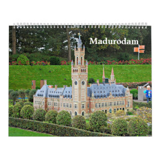 Madurodam Wall Calendars