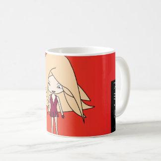 Mae Li sulk Coffee Mug