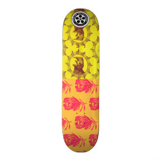 Maeda San Skateboards African Collection