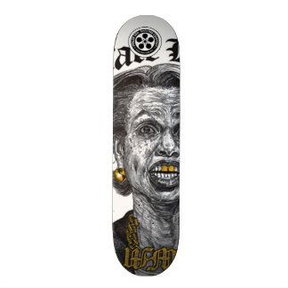 MaedaSan Skateboards People of Interest Collection