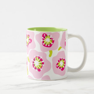 Maehwa Pink Two-tone Mug