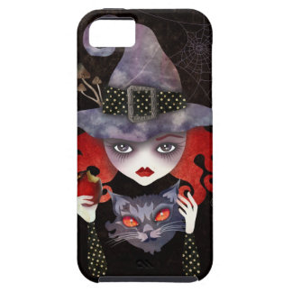 Maelba, the Red Witch iPhone 5 Case-Mate Case
