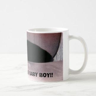 "MAESTRO, MOMMY""S LITTLE BABY BOY!! CLASSIC WHITE COFFEE MUG"
