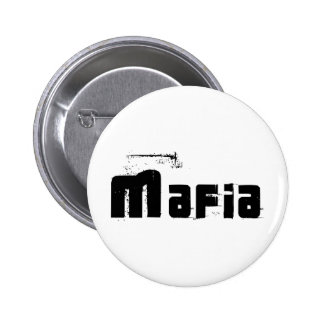 Mafia 6 Cm Round Badge