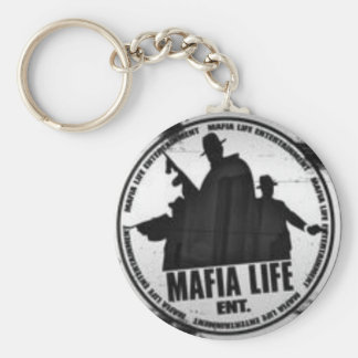 MAFIA LIFE KEY RING