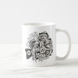 Mafia Prima Basic White Mug
