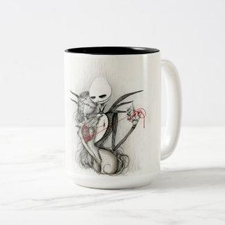 mag Two-Tone coffee mug