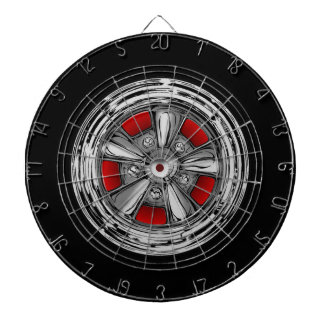 Mag Wheel Dart Board