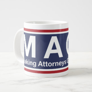 MAGA LARGE COFFEE MUG