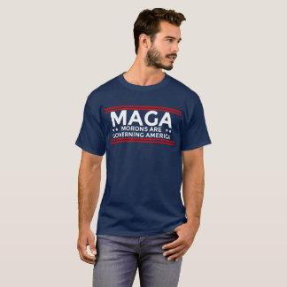 MAGA Morons are Governing America Political T-Shirt
