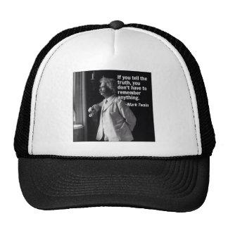 MagamboArt Mark Twain Cap