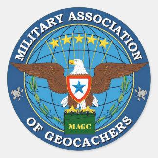 MAGC Seal Ver 1.0 Round