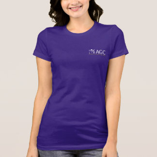 MAGC Women's Color T-Shirt
