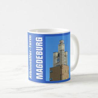 MAGDEBURG, Albinmüller-Turm 2.2.T Coffee Mug