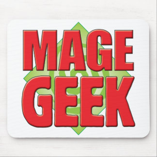 Mage Geek v2 Mouse Pad