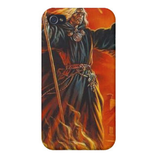 Mage of Fire iPhone 4/4S Cover