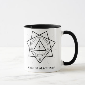 Mage of Machines Mug