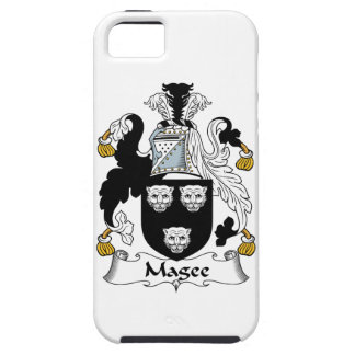 Magee Family Crest iPhone 5 Case
