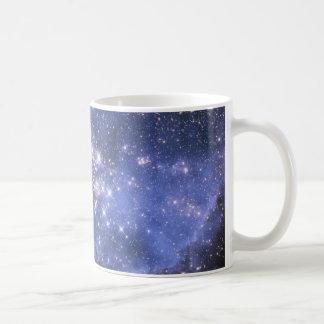 Magellan Nebula Basic White Mug
