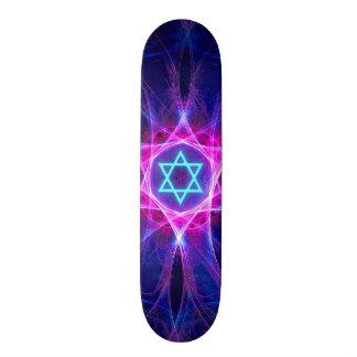 Magen Bet Custom Skate Board