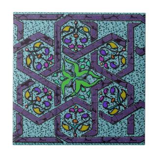 Magen David Knotwork Tile
