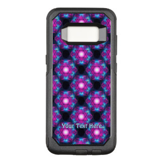 Magen Heh Fractal OtterBox Commuter Samsung Galaxy S8 Case