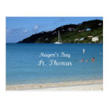 Magen's Bay, St. Thomas Post Cards