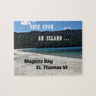 Magens Bay, St. Thomas VI Jigsaw Puzzle