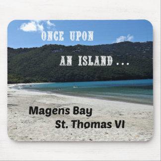 Magens Bay, St. Thomas VI Mouse Pad