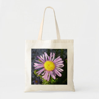 Magenta Aster - A Star of Love and Fidelity Tote Bag