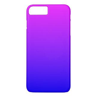 Magenta Blue Ombre iPhone 8 Plus/7 Plus Case