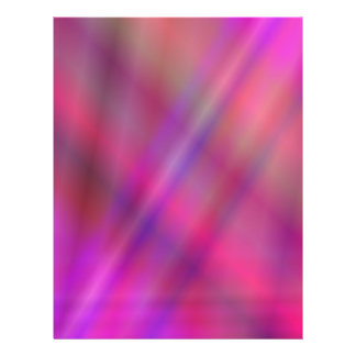 Magenta colorful abstract flyers
