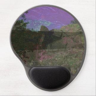 Magenta Hill Mousepad