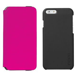 Magenta Incipio Watson™ iPhone 6 Wallet Case