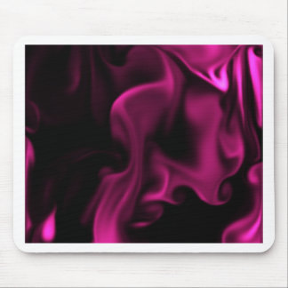 MAGENTA Madness Satin line by OELA Mouse Pad