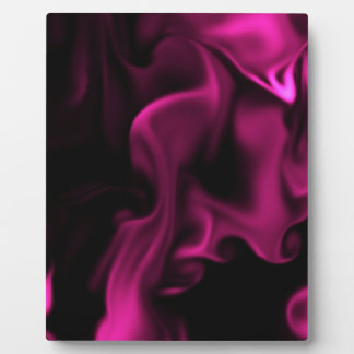 MAGENTA Madness Satin line by OELA Plaque
