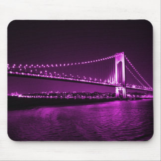 Magenta Magic mousepad