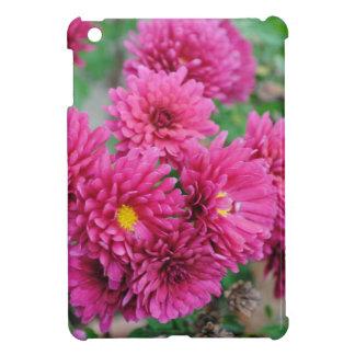 Magenta Mums iPad Mini Case