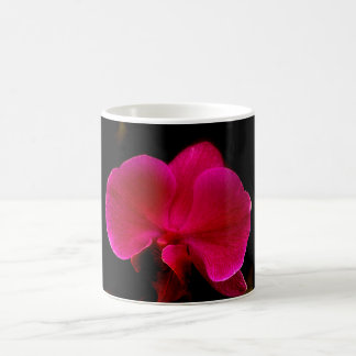 """MAGENTA ORCHID"" 11 oz. COFFEE MUG"