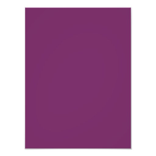 Magenta Purple Color Trend Blank Template Photograph