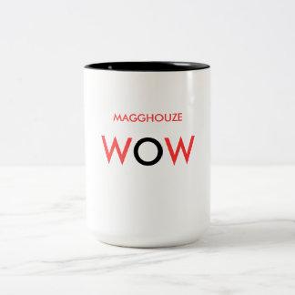 MaggHouze WOW Coffee Mug